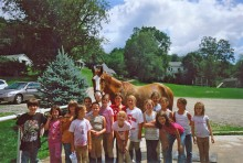 Summer Camp at Starbuck Equestrian